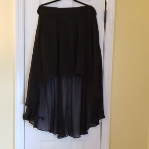 NY&Co high low skirt